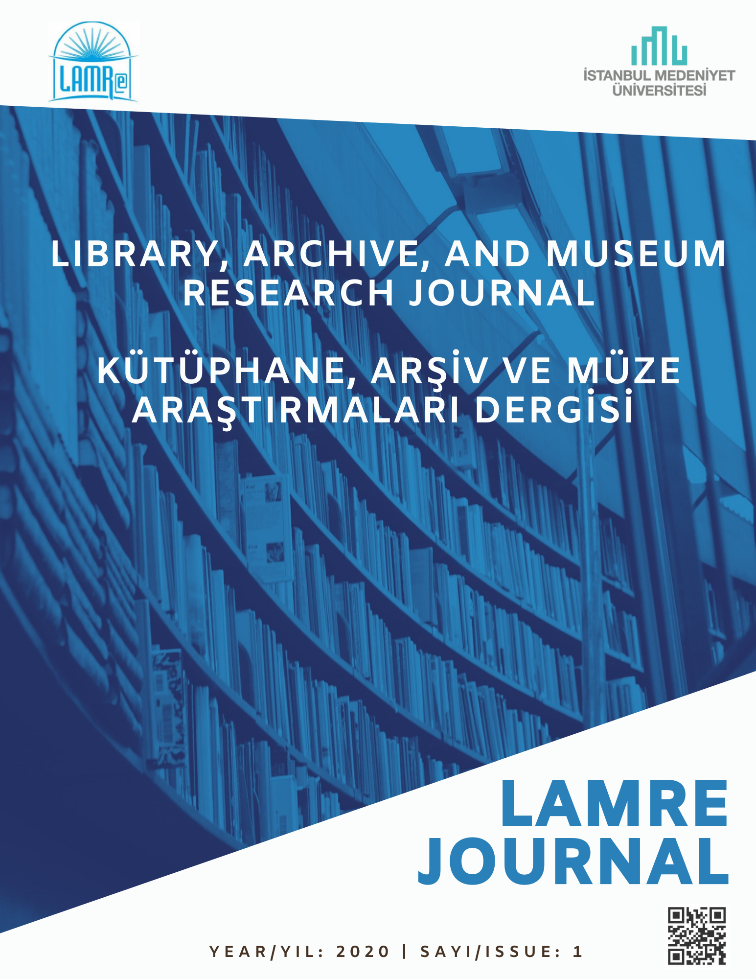 Library, Archive and Museum Research Journal-Asos İndeks