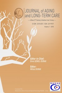 Journal of Aging and Long-Term Care