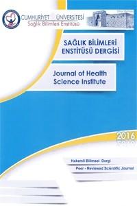 Cumhuriyet Üniversitesi Sağlık Bilimleri Enstitüsü Dergisi-Asos İndeks