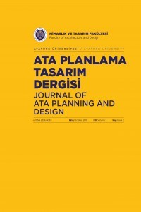 ATA Planlama ve Tasarım Dergisi-Asos İndeks
