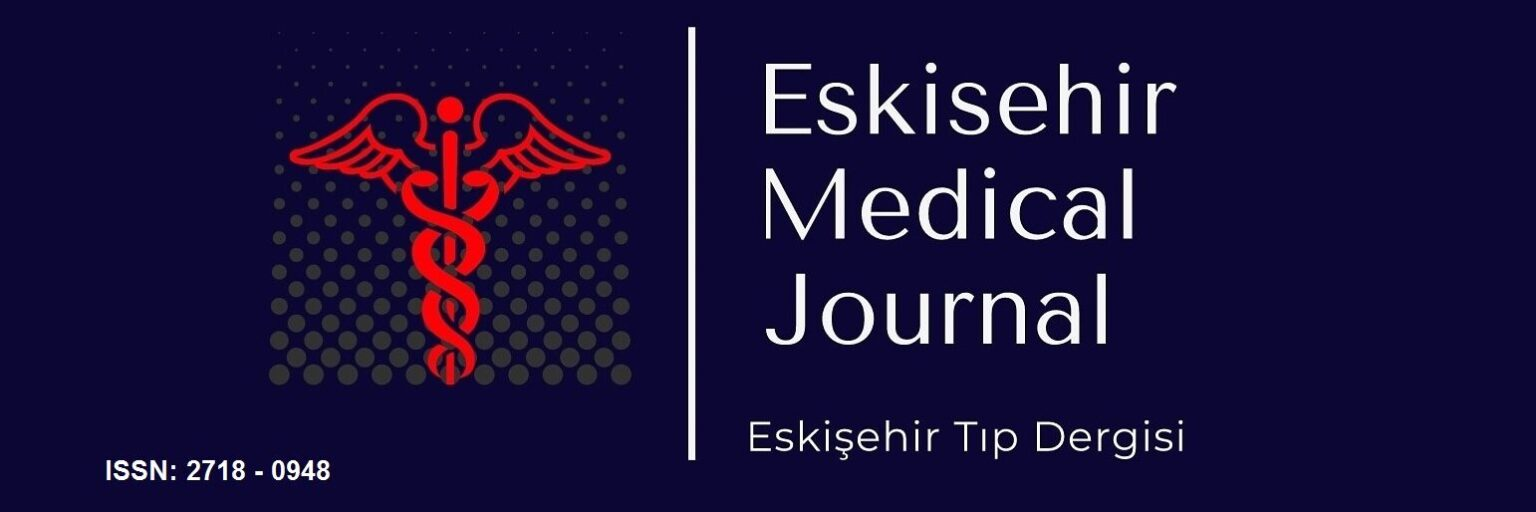 Eskişehir Tıp Dergisi