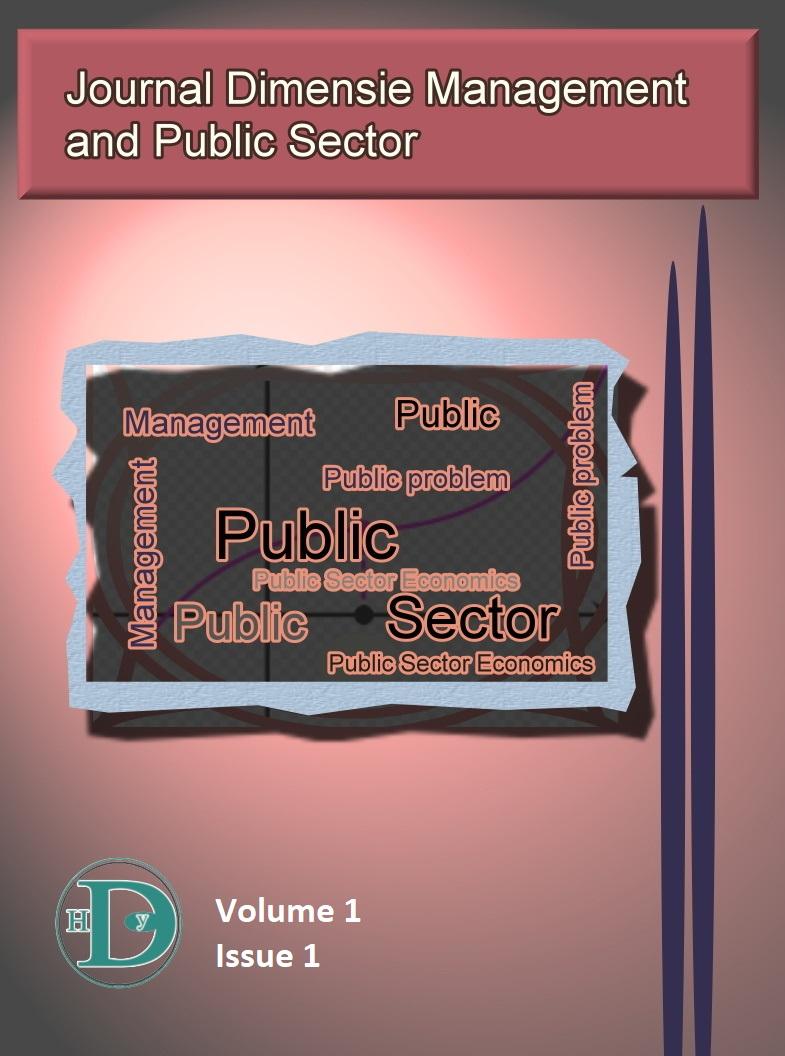 Journal Dimensie Management and Public Sector-Asos İndeks