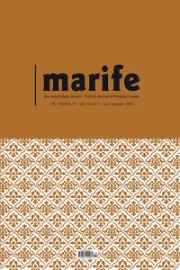 Marife Dini Araştırmalar Dergisi-Asos İndeks