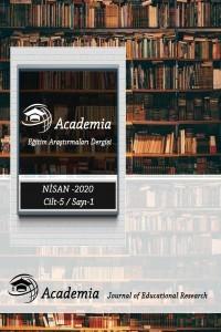 Academia Eğitim Araştırmaları Dergisi-Asos İndeks