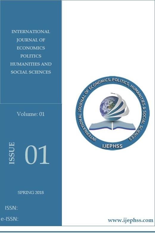 Uluslararası Ekonomi Siyaset İnsan ve Toplum Bilimleri Dergisi-Asos İndeks