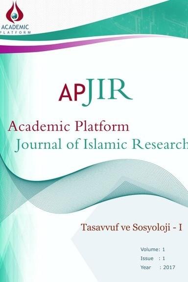 Akademik Platform İslami Araştırmalar Dergisi-Asos İndeks
