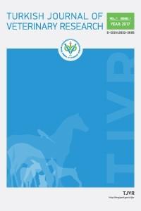 Turkish Journal of Veterinary Research-Asos İndeks