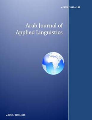Arab Journal of Applied Linguistics-Asos İndeks