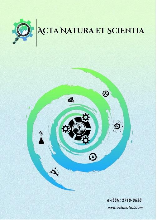 Acta Natura et Scientia-Asos İndeks