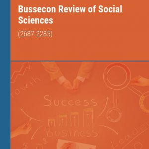 Bussecon Review of Social Sciences-Asos İndeks