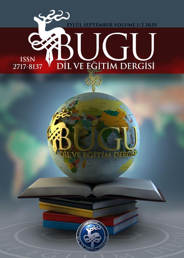 BUGU Dil ve Eğitim Dergisi