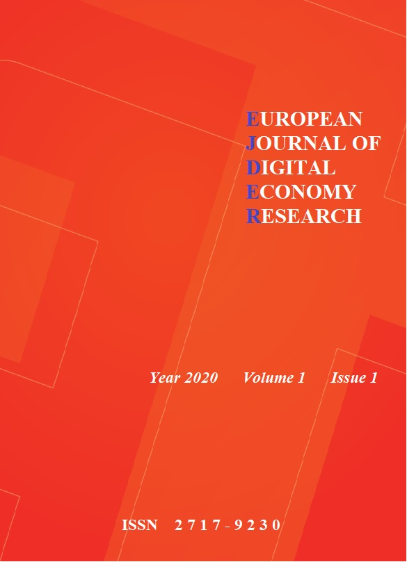 European Journal of Digital Economy Research-Asos İndeks