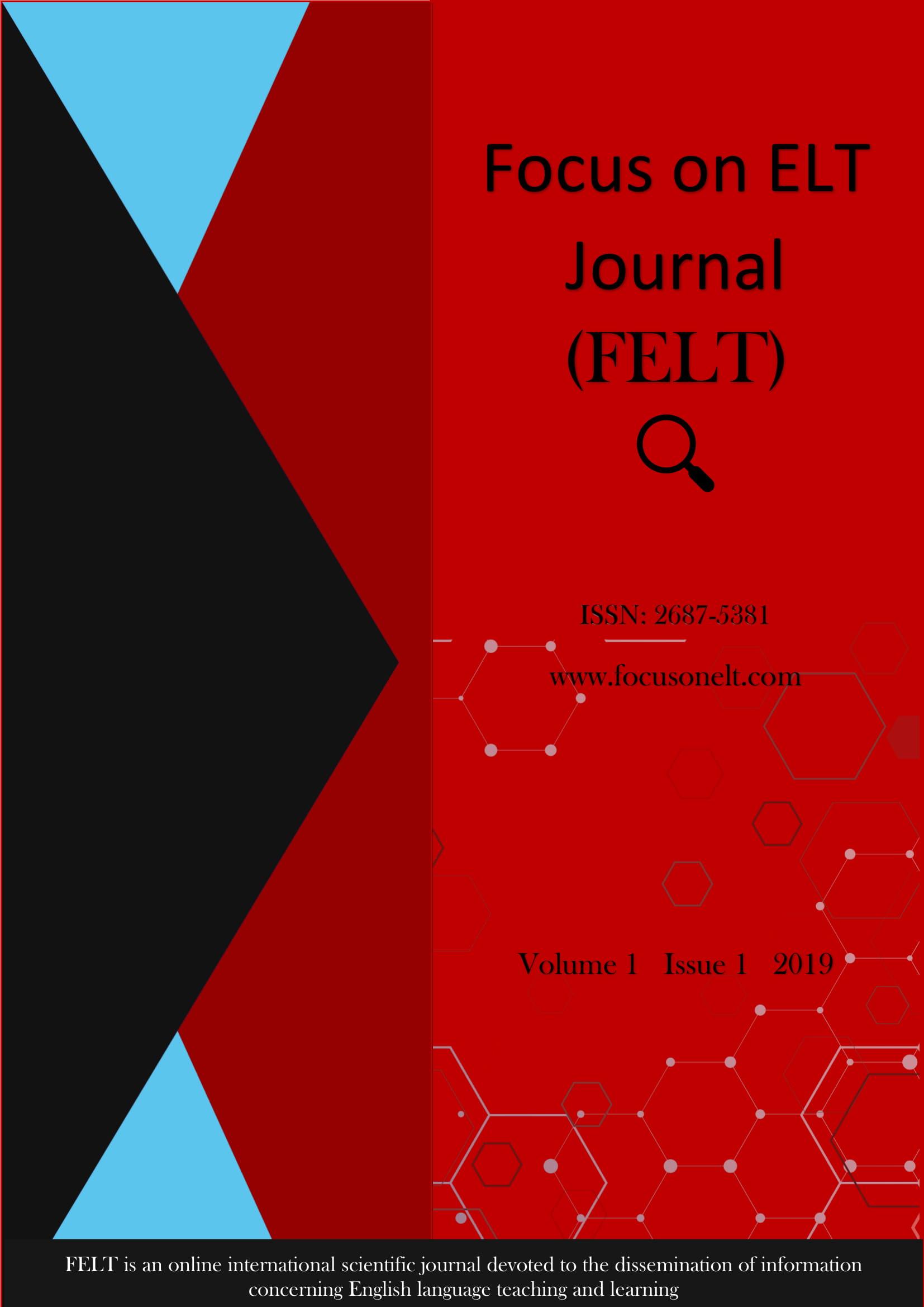 Focus on ELT Journal-Asos İndeks