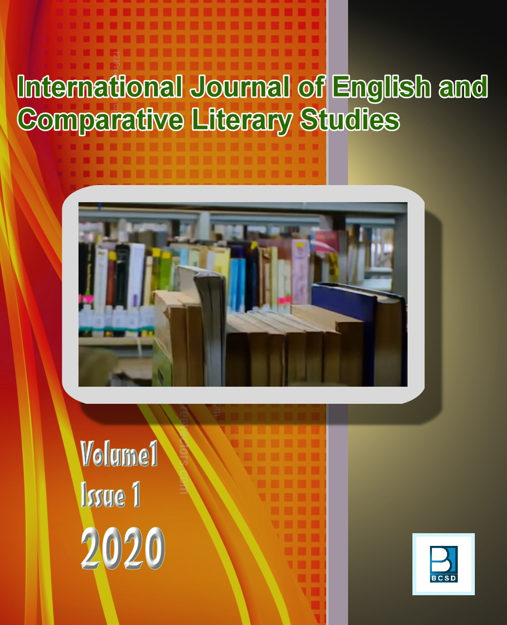 International Journal of English and Comparative Literary Studies-Asos İndeks