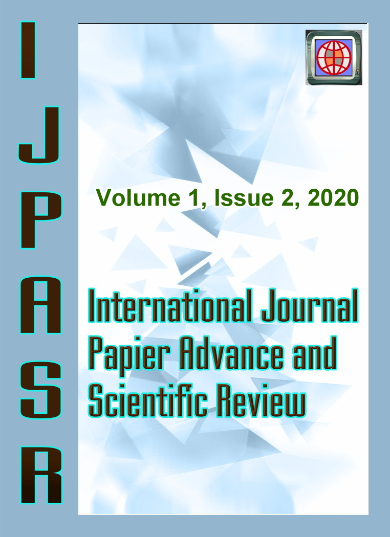 International Journal Papier Advance and Scientific Review-Asos İndeks