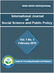International Journal of Social Science and Public Policy-Asos İndeks