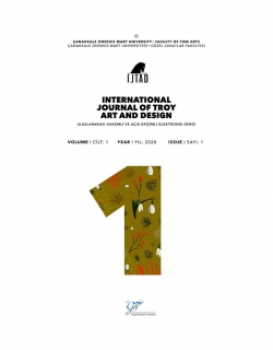International Journal of Troy Art And Design-Asos İndeks
