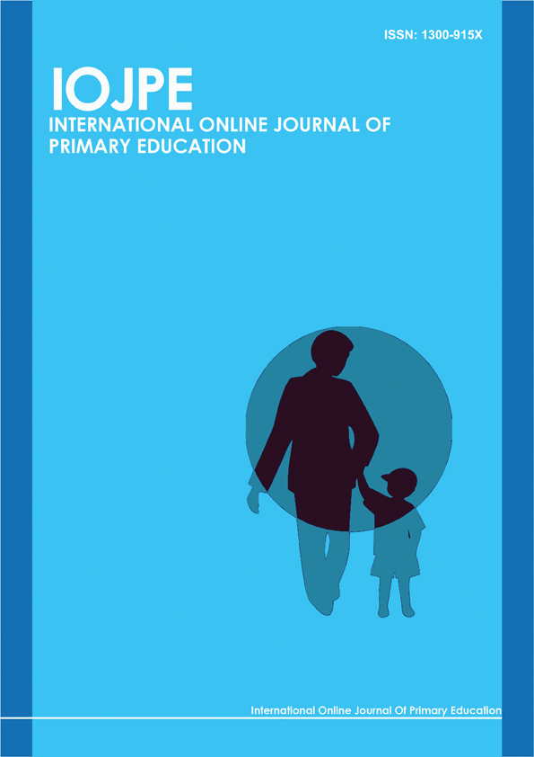 International Online Journal of Primary Education-Asos İndeks