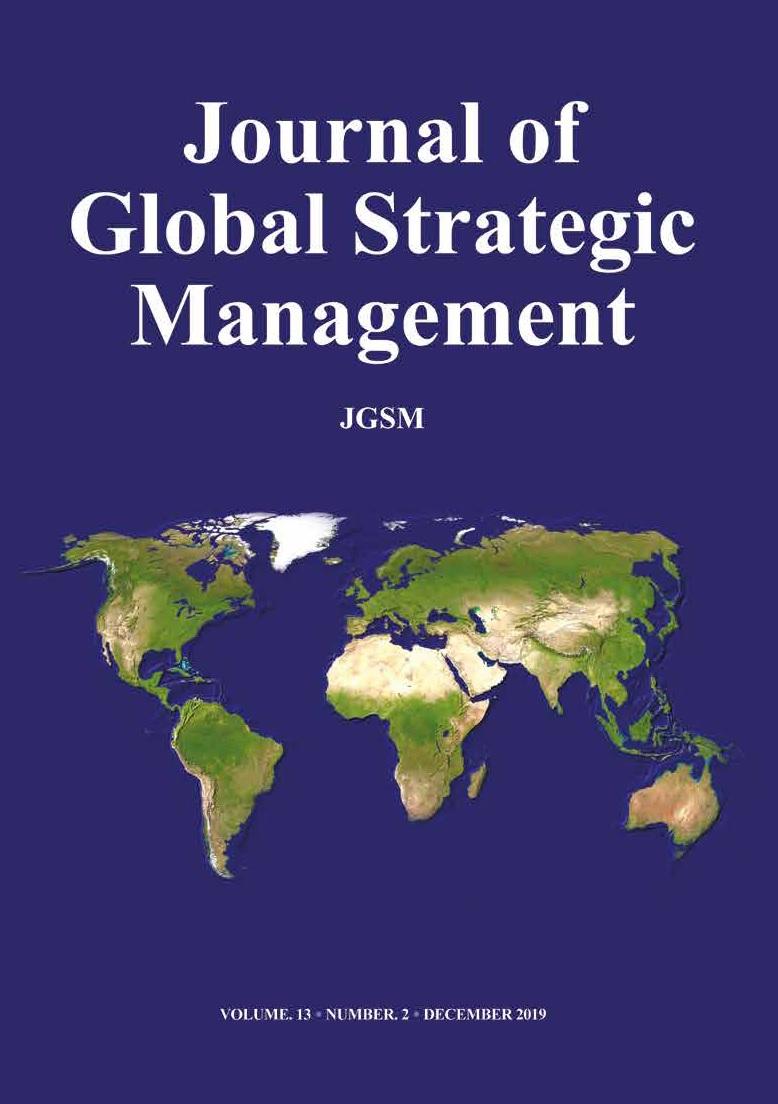 Journal of Global Strategic Management-Asos İndeks
