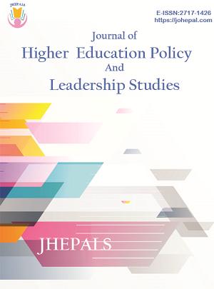 Journal of Higher Education Policy And Leadership Studies-Asos İndeks