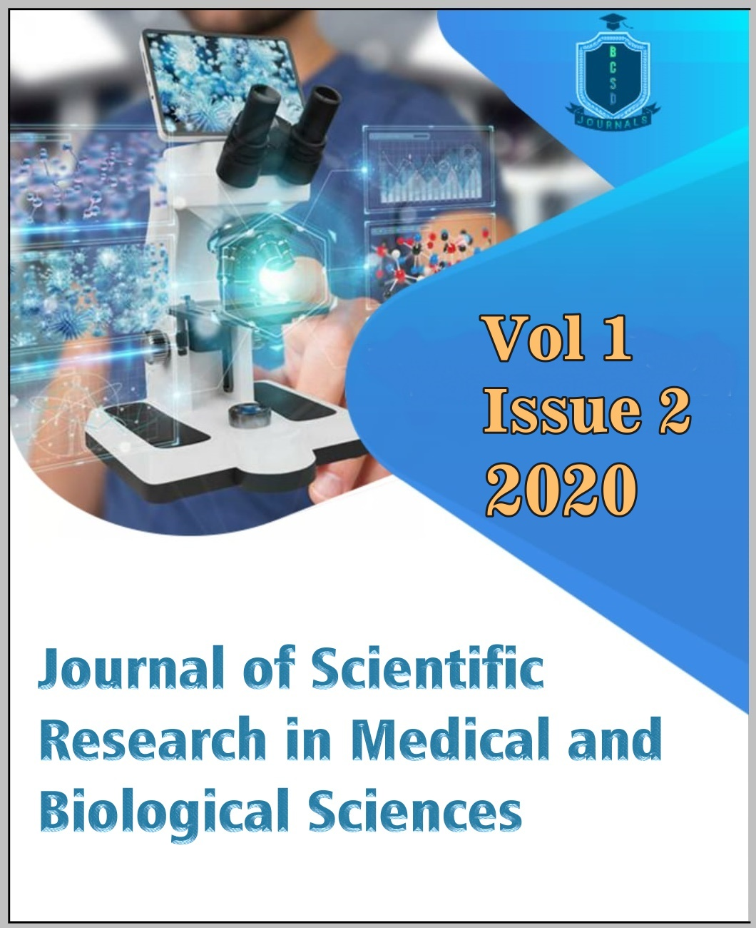 Journal of Scientific Research in Medical and Biological Sciences