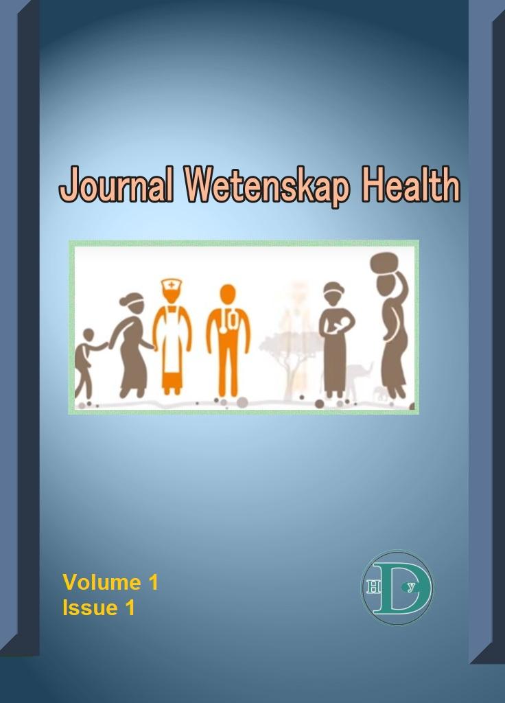 Journal Wetenskap Health-Asos İndeks