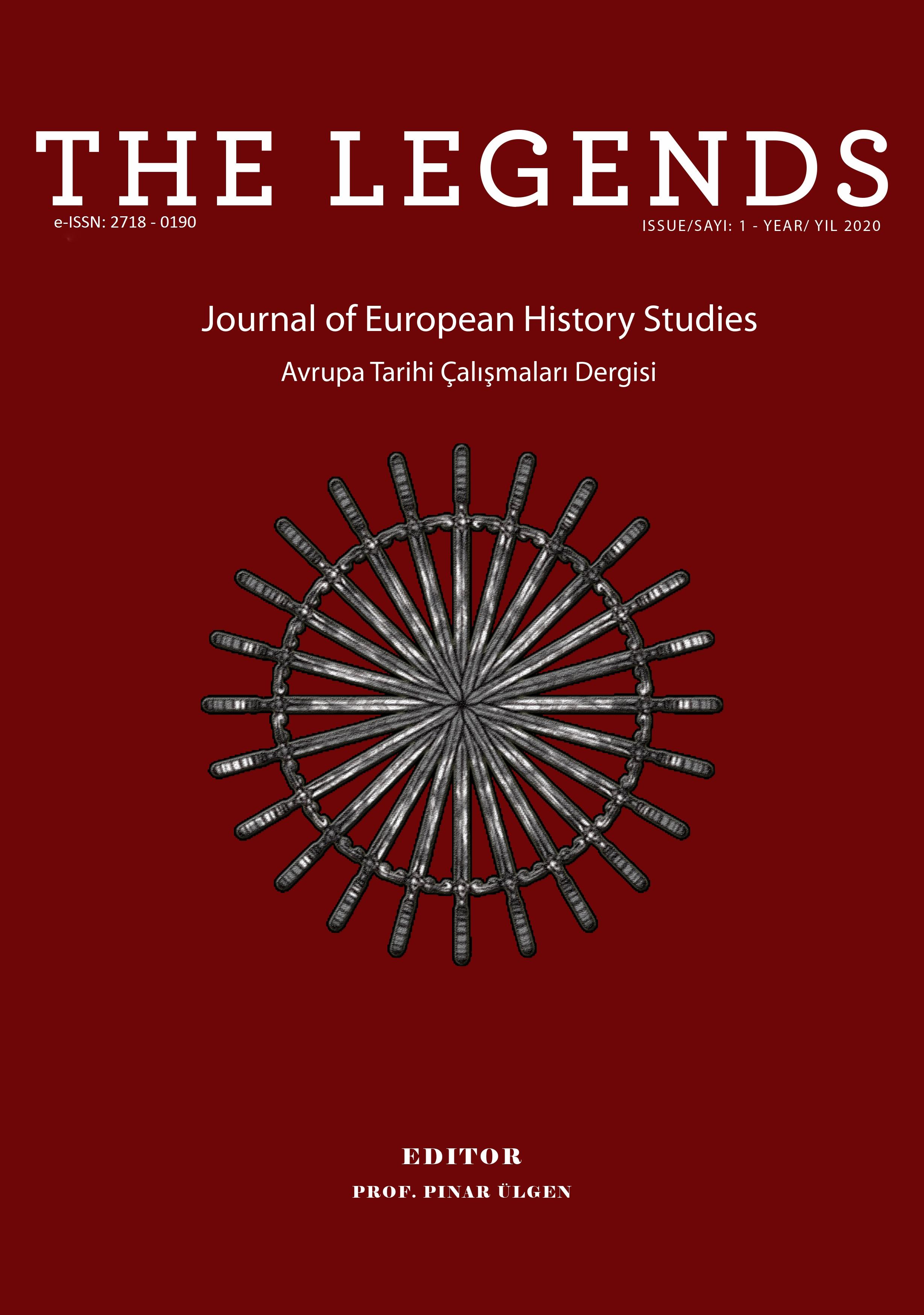 The Legends Journal of European History Studies