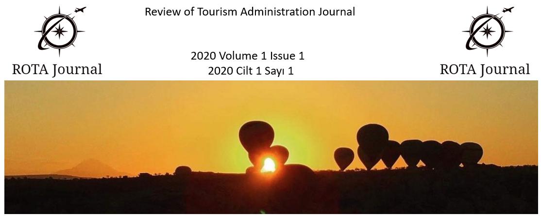 Review of Tourism Administration Journal-Asos İndeks