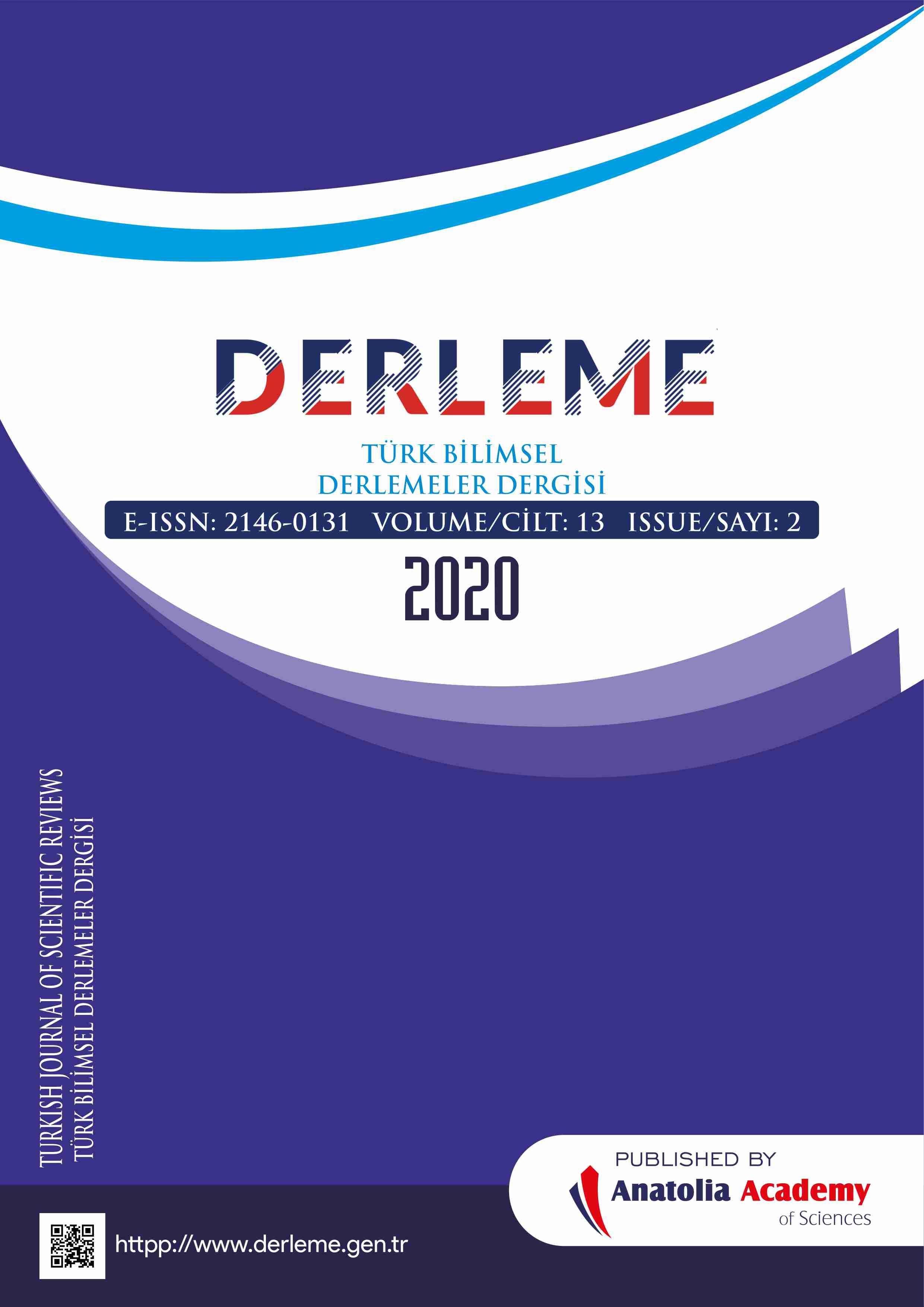 Türk Bilimsel Derlemeler Dergisi-Asos İndeks