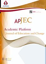 Akademik Platform Eğitim ve Değişim Dergisi-Asos İndeks