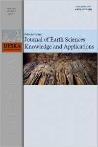 International Journal of Earth Sciences Knowledge and Applications-Asos İndeks