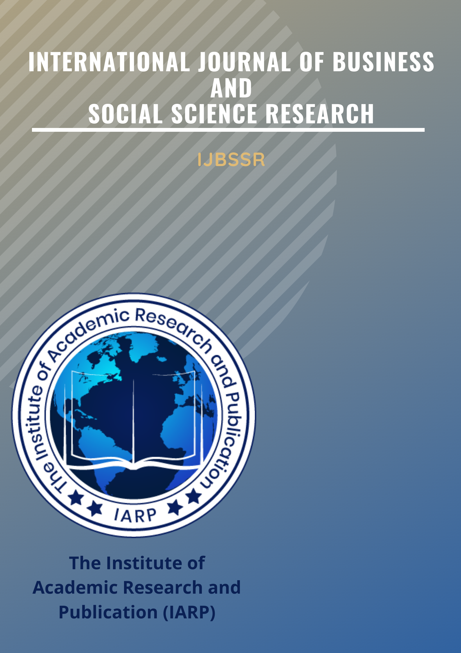 International Journal of Business and Social Science Research-Asos İndeks