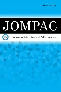 Journal of Medicine and Palliative Care-Asos İndeks