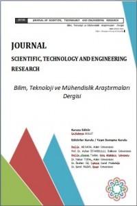 Bilim Teknoloji ve Mühendislik Araştırmaları Dergisi-Asos İndeks